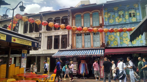 Chinatown, ideálne miesto na kúpu suvenírov a darčekov