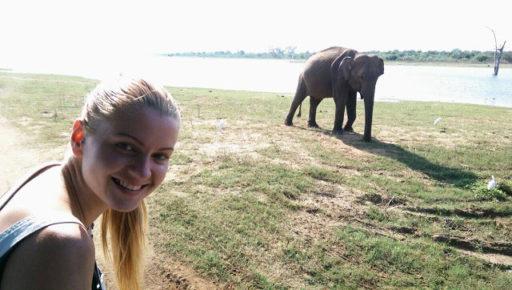 Čautééééé, moja pvá selfie s Dumbom!