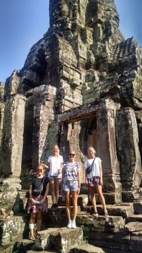 Angkor v plnej paráde