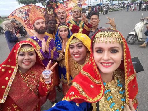 Keď som na pár hodín bola princeznou zo Sumatry