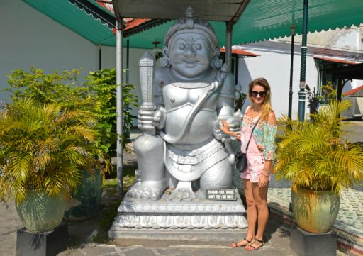 Kraton, kde som zlomila rekord v počte selfíčiek s turistami :D