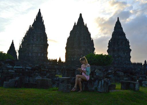 Prambanan, pýcha celej Yogyakarty :)
