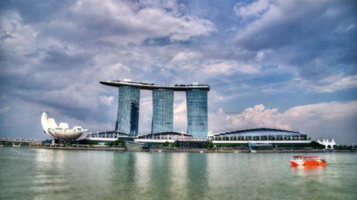 Singapur na mňa už čakal :)