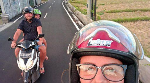 A naviac vie byť tá jazda na motorke aj veľká sranda.