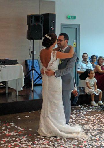 Svadobný tanec