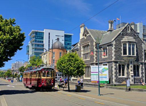 Do Christchurch sme prileteli v najdlhší deň v roku. Slniečko svietilo 16 hodín vkuse